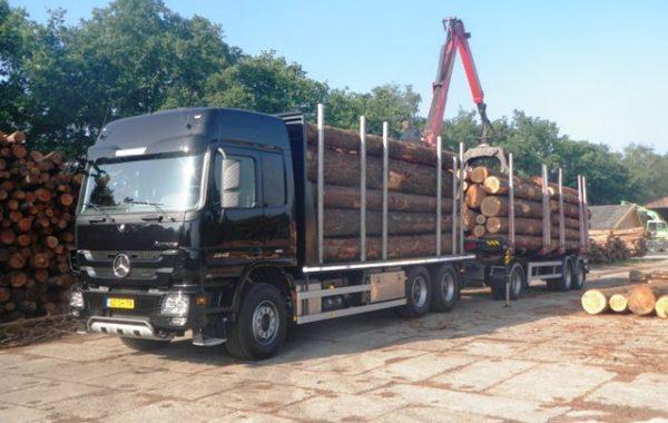 Transport Zaaghout 4m en 6m